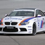 600-hp BMW M3 by G-Power