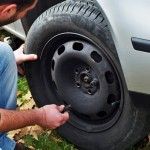 Changing Tire 10 150x150 How to Change a Car Tire