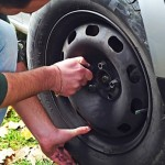 Changing Tire 11 150x150 How to Change a Car Tire