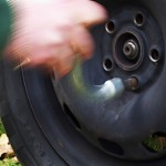 Changing Tire 6 150x150 How to Change a Car Tire