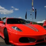 Premier4509, Ferrari F430 Looks Gorgeous in Red