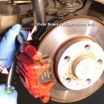 How to Install Rear Brakes on Dodge Truck