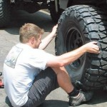How to Mount Tires