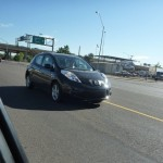 Fan Captures Nissan LEAF Images in Arizona