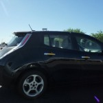 Nissan LEAF Unmasked1 150x150 Fan Captures Nissan LEAF Images in Arizona