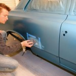 How to Thin Car Paint
