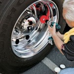 How to Polish Tires