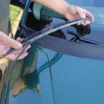 How to Soften a Car's Wiper Blade Rubber
