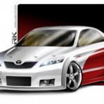 2010 Toyota Camry NASCAR Edition by RK Collection
