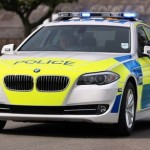 BMW Providing UK Police Forces New Cars