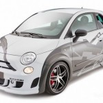 2010 Fiat 500 by Hamann & H&R