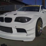 2010 BMW 1-Series Coupe by Senkyr Motorsports