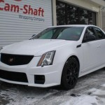 2011 Cadillac CTS-V by Cam Shaft