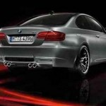 "2011 BMW M3 ""Frozen Gray"" Track Edition"