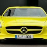 Mercedes-Benz SLS E-Cell Prototype
