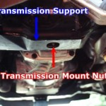 How to Replace a Transmission Mount