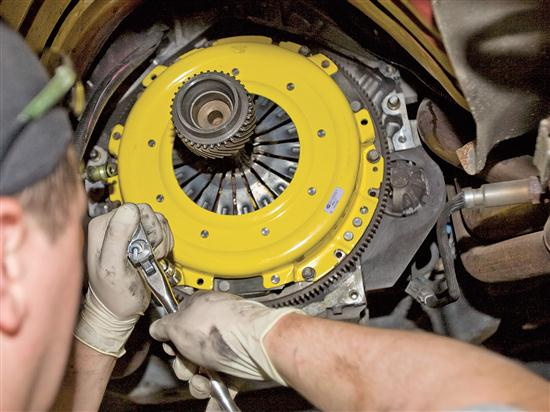 Clutch Replacement At a Glance Clutch Replacement   At a Glance