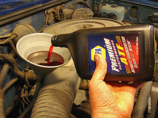 Garage Services and Automatic Transmission Fluid Garage Services and Automatic Transmission Fluid