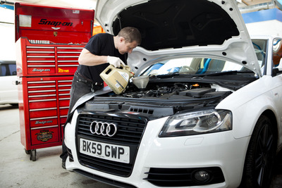 Garage Services and Engine Oil Garage Services and Engine Oil