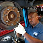 The Repair Process for Brakes