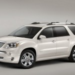 The 2011 GMC Acadia Denali