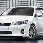 The 2011 Lexus CT 200h