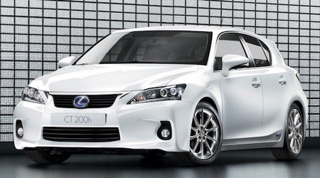 2011 Lexus CT 200h The 2011 Lexus CT 200h