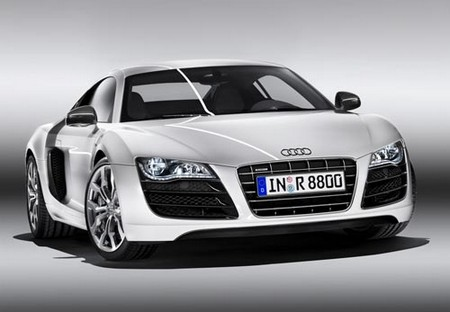 Audi R8 V10 The Dream: Audi R8 V10