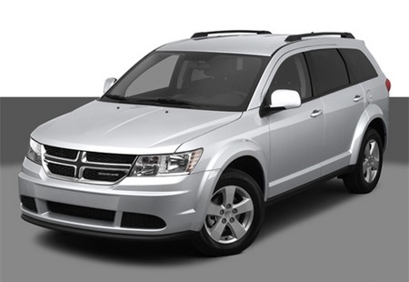 Dodge Journey Crew AWD Feel the Journey Dodge Journey Crew AWD