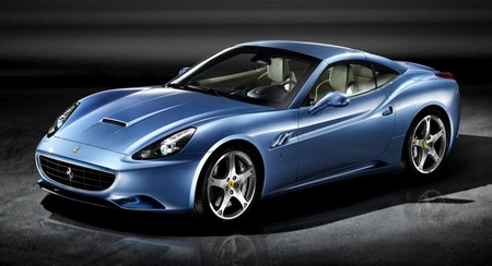 Ferrari California Review of the Ferrari California