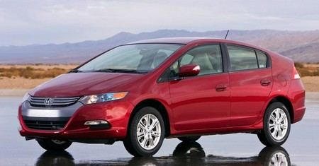 Honda Insight Gain Insight with Honda