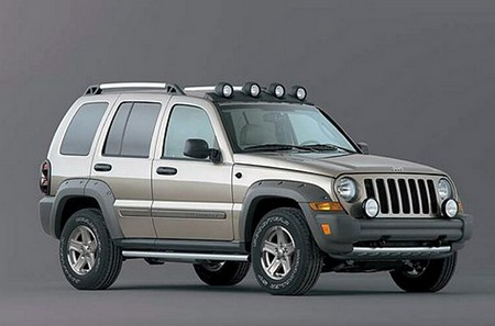 Jeep Liberty Renegade The Jeep Liberty Renegade
