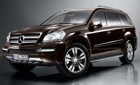 Mercedes Benz GL350 Bluetec The Mercedes Benz GL350 Bluetec