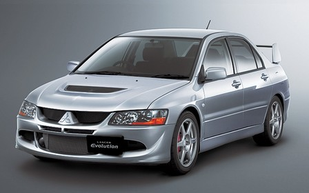 Mitsubishi Lancer Review of Mitsubishi Lancer Sportback Ralliart