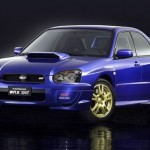The Subaru Impreza WRX Limited