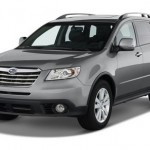 The Subaru Tribeca Touring