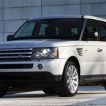 The Supercharged Range Rover