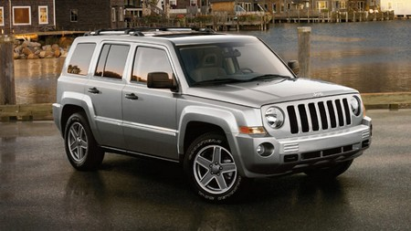 2010 Jeep Patriot 2010 Jeep Patriot Limited 4 x 4