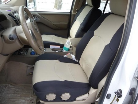 Nissan Frontier Seat Covers Reviews on Nissan Frontier Seat Covers: Impressive and long lasting!