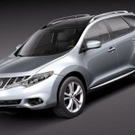 Nissan Murano in Mid 2011