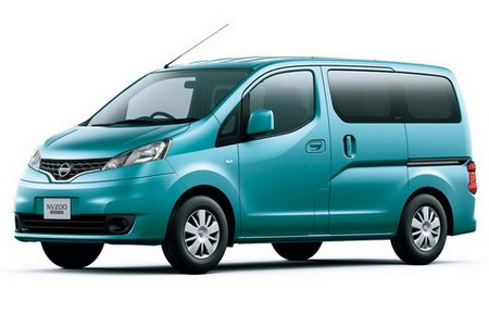 Nissan NV200 Nissan NV200 Coming in Mid 2011