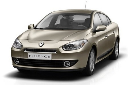Renault Fluence 1 The New Renault Fluence Coming In 2011