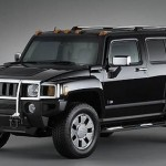 The 2010 Hummer H3