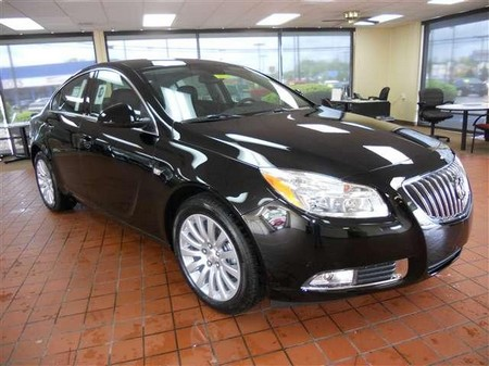 2011 Buick Regal CXL 2011 Buick Regal CXL