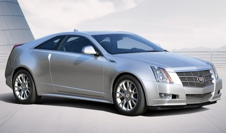 2011 Cadillac CTS Coupe 2011 Cadillac CTS Coupe
