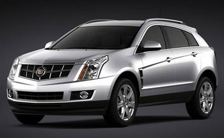 2011 Cadillac SRX Review 1 2011 Cadillac SRX Review