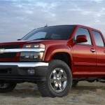 The 2011 Chevrolet Colorado