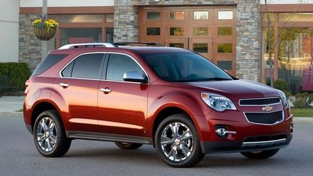 2011 Chevrolet Equinox 1 The 2011 Chevrolet Equinox