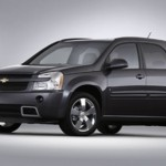 The 2011 Chevrolet Equinox