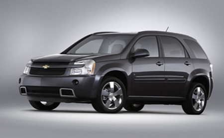 2011 Chevrolet Equinox1 The 2011 Chevrolet Equinox